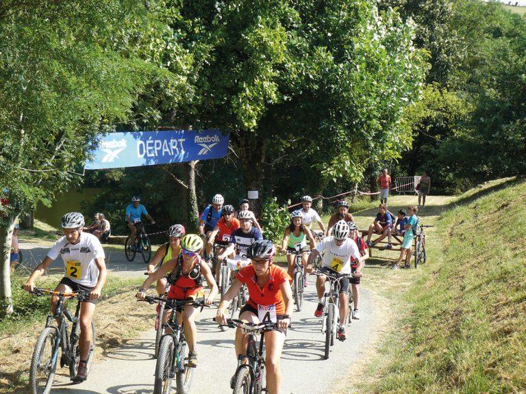 Morlhon Le Haut course bike and run