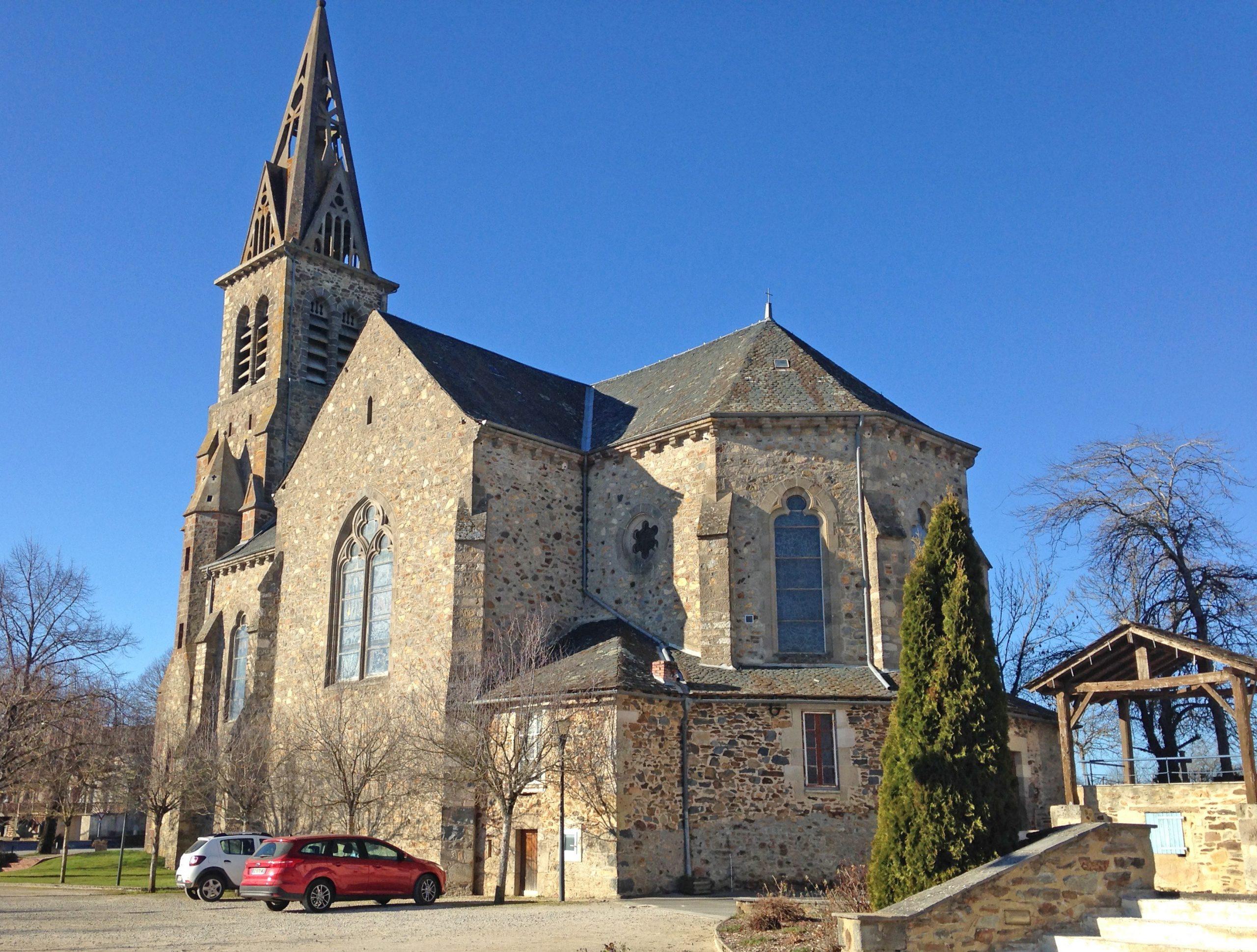 Morlhon Le Haut église