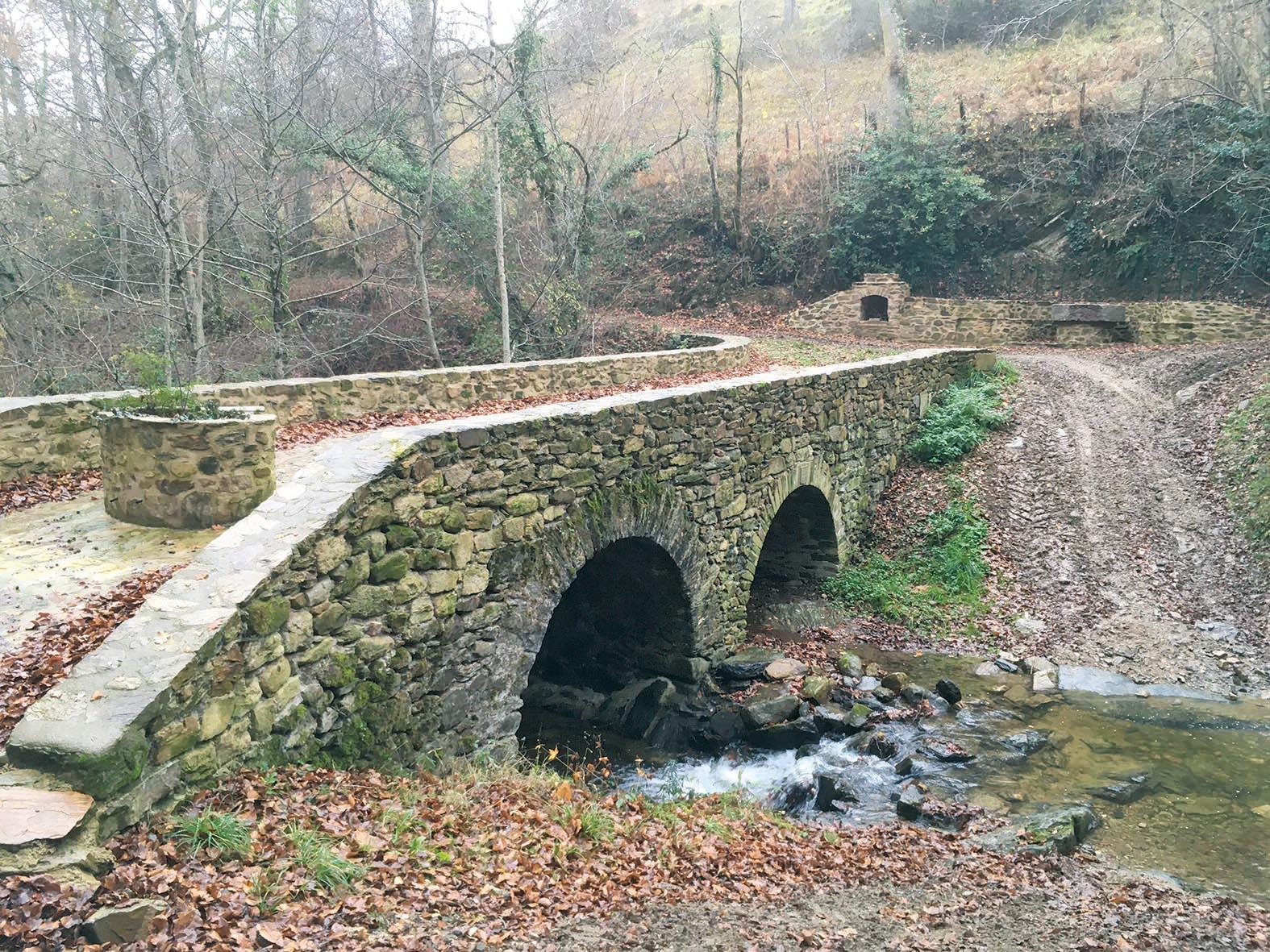 Morlhon Le Haut, pont de Perié