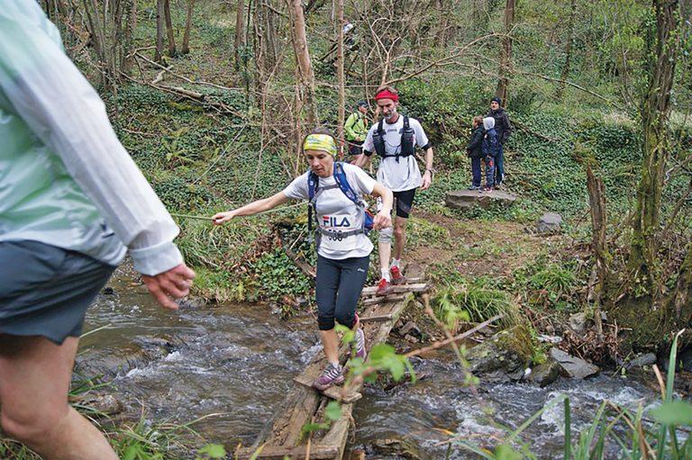 Morlhon Le Haut trail du Rouergue
