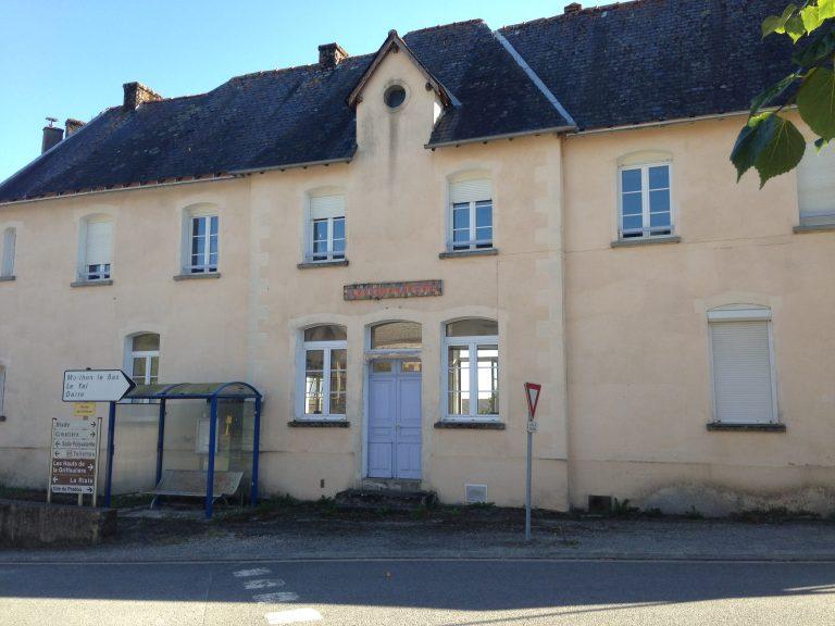 Ecole communale de Morlhon-le-Haut